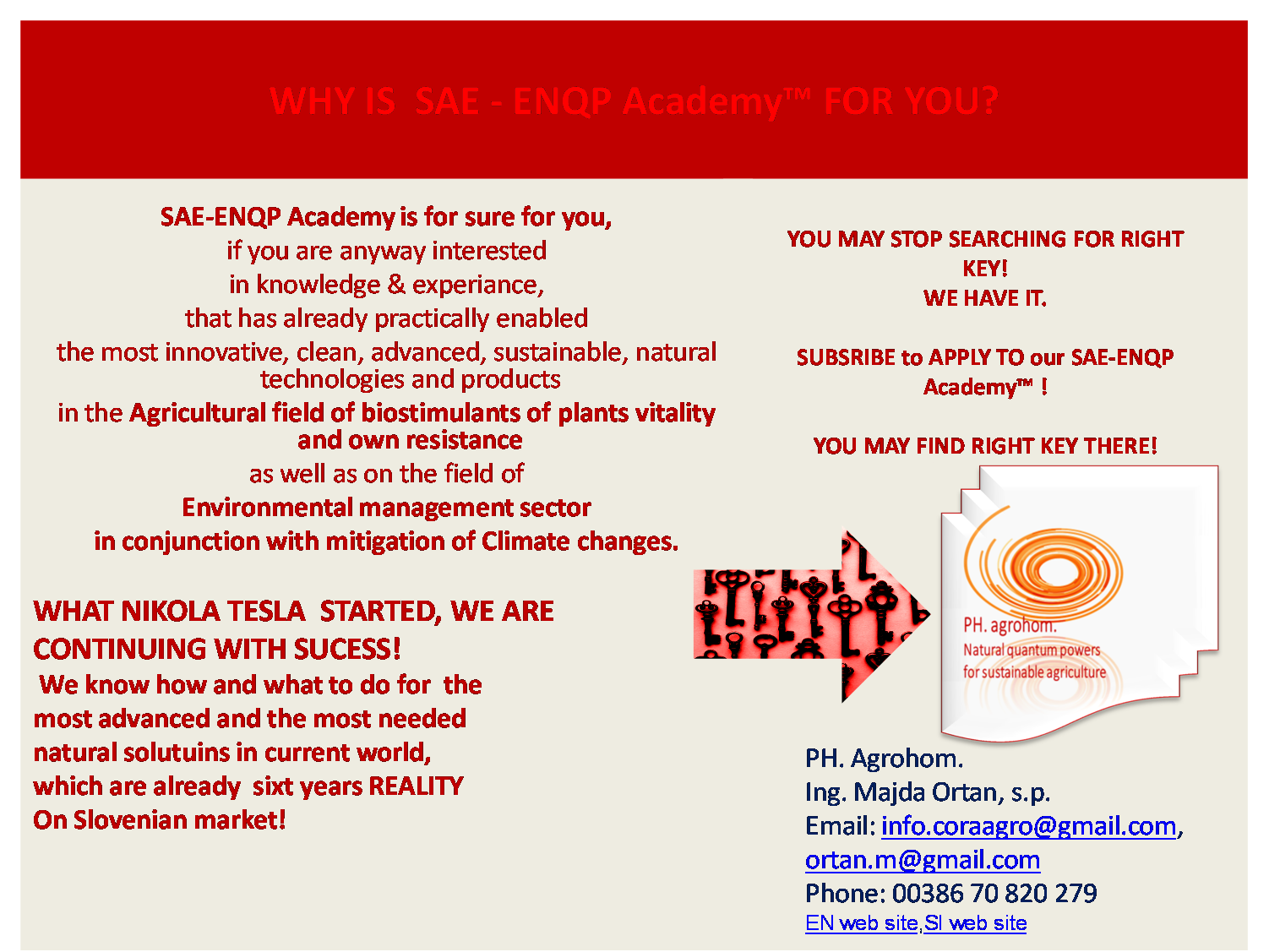 Slika5 - Now you may subscribe to attend on our SAE-ENQP TM Academy 2020; Program starting very soon!