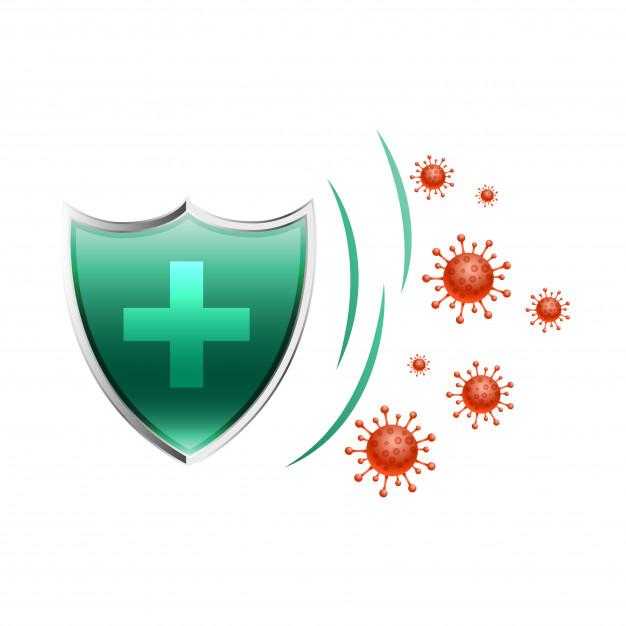 healthcare medical shield protecting virus enter 1017 24386 Souce Freepik - Foods that can weaken the new coronavirus